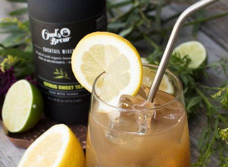 Mix It Up: Citrus Sweet Tea 5 Ways