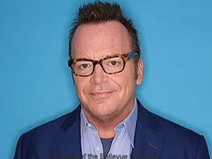 Actor Tom Arnold talks about adopting a puppy!