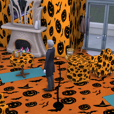 🦇Spooky Day Room Set🦇