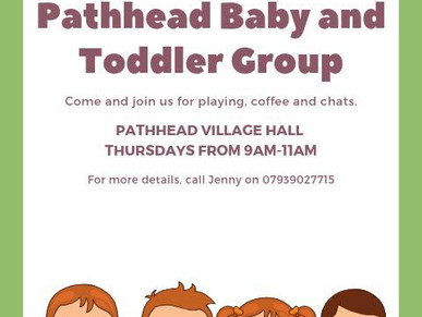 Pathhead Baby & Toddler Group