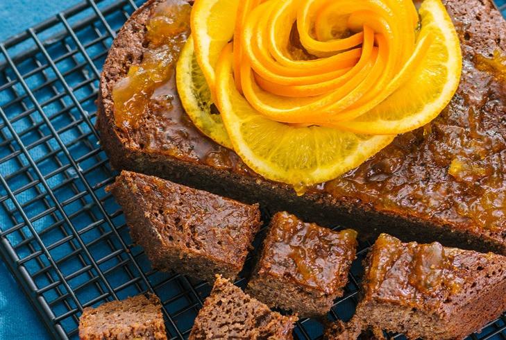 """Brownie"" su apelsinais, vmg receptas, šokoaldainis, vmgonline"