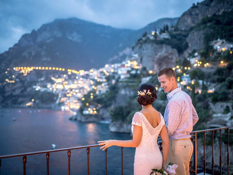 Why couples choose a destination wedding in Italy?