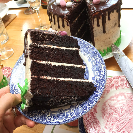 te kuiti chocolate cake - the best ever