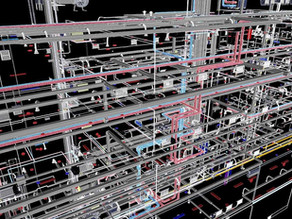 How MEP BIM Coordination Services facilitate construction project management?