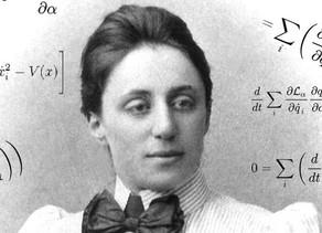 Matematik Tarihinin En Önemli Kadını - Emmy Noether