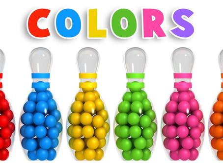 İngilizce Renkler