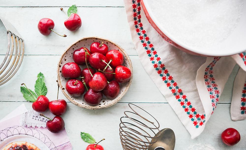 Cherry juice for athletes