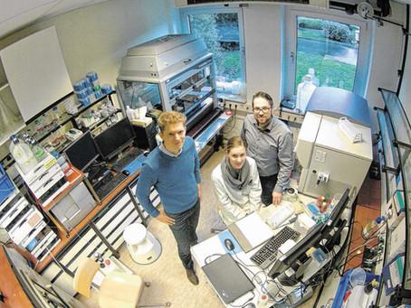 Aachener Zeitung reports about SenseUp