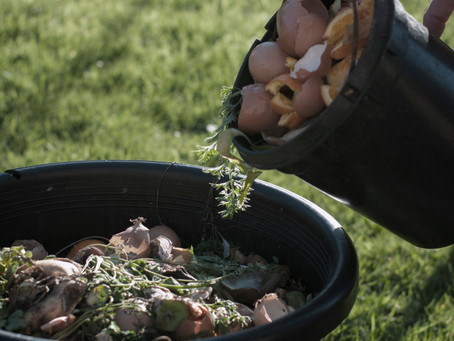 Love Your Mother Earth: Composting