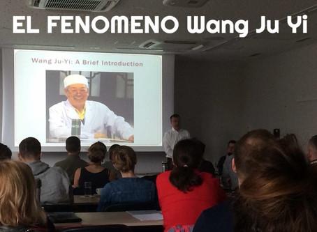 El FENOMENO WANG JU YI EN PEKIN Y EL MUNDO ENTERO