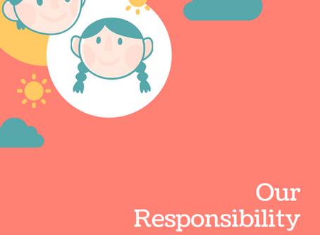 Our Responsibility– Sofia Magno