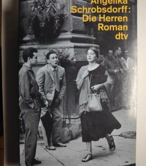Hombres de Angelika Schrobsdorff