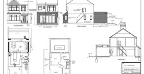 Loft Conversion and House Extension Project East Barnet, London EN4