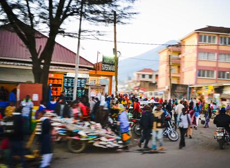Top Business Risks in sub-Saharan Africa