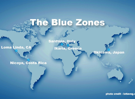 Start 2020 with a Blue Zones Kitchen