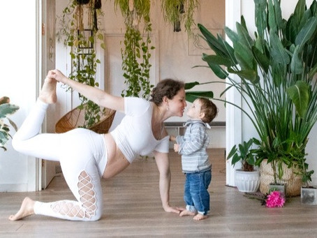 12 Modifications for Your Yoga Practice in Pregnancy