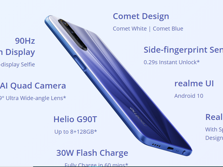 ABOUT REALME 6