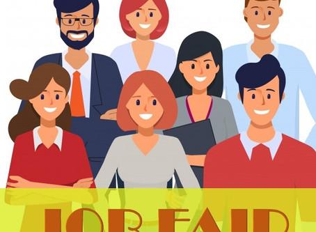 Essentials for participating in a Job Fair
