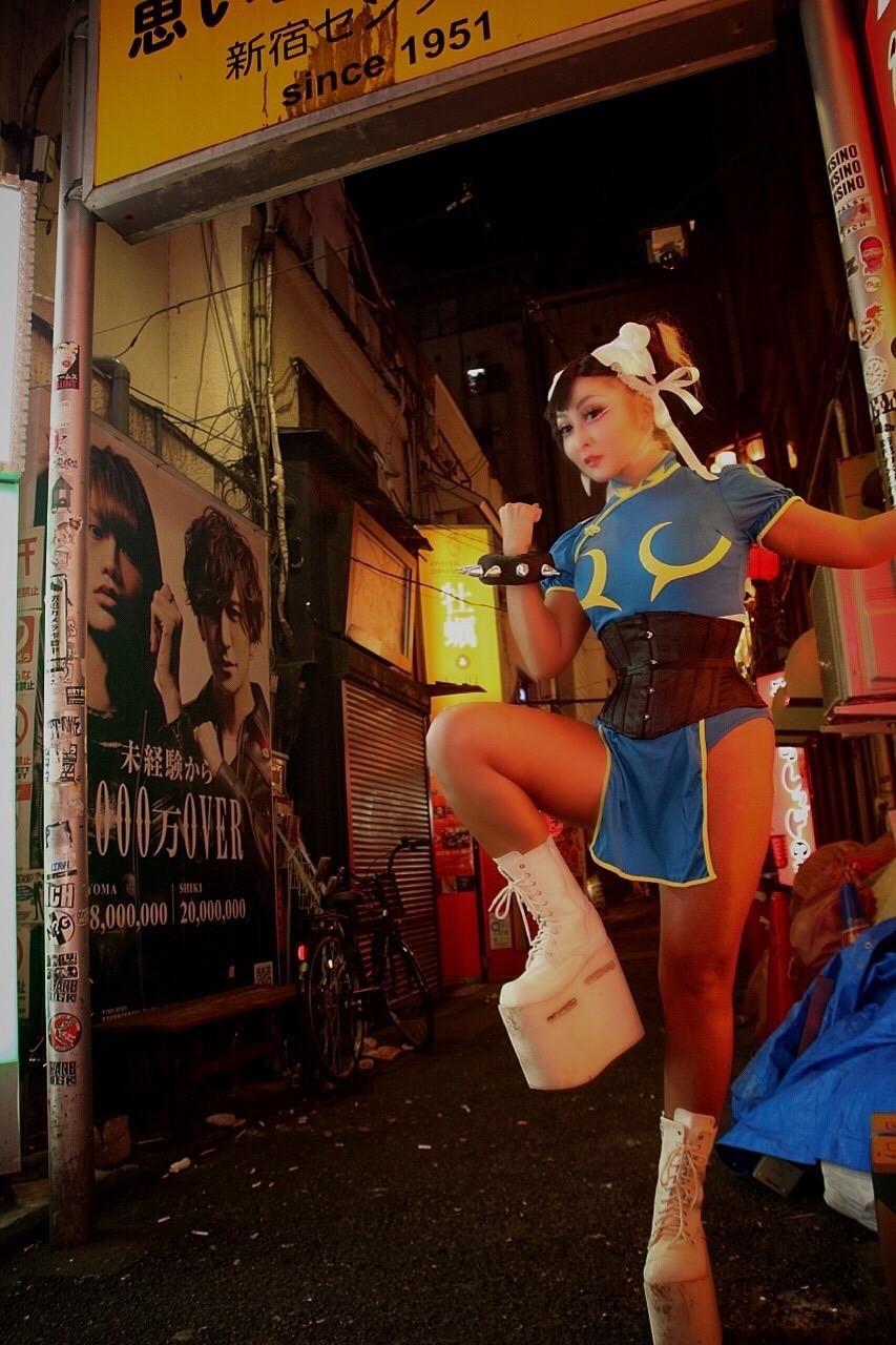 【ストリートファイター】春麗