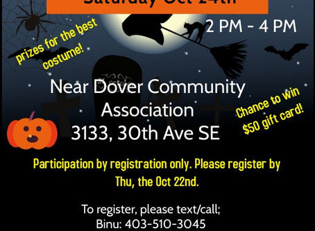 Free  Candy Hunt Dover October 24