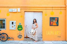 新加坡|阿拉伯區|武吉士Bugis|一窺神秘蘇丹回教堂,造訪色彩繽紛哈芝巷