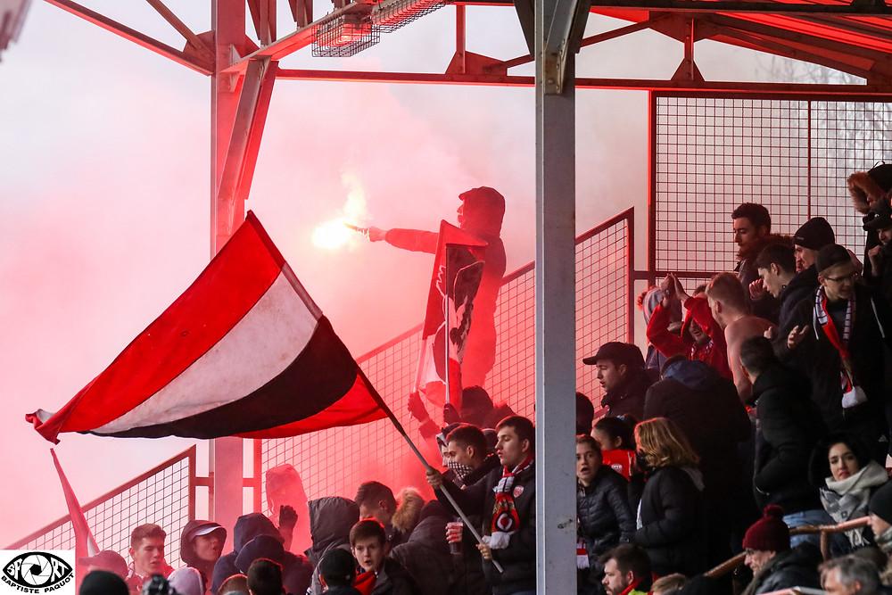Lingon's Boys Stade des Poussots