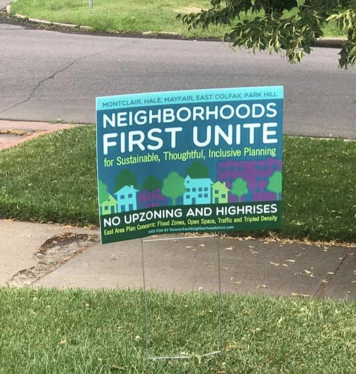Denver Yimby: Neighborhoods First Unite