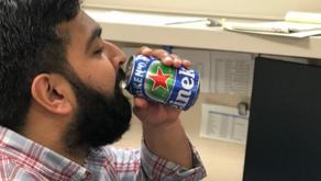Bring Your Beer to Work Day with Heineken