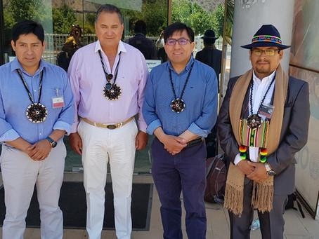Alcaldes Mapuche, Aymara, y Rapanui acuerdan trabajar en conjunto en busca de representatividad