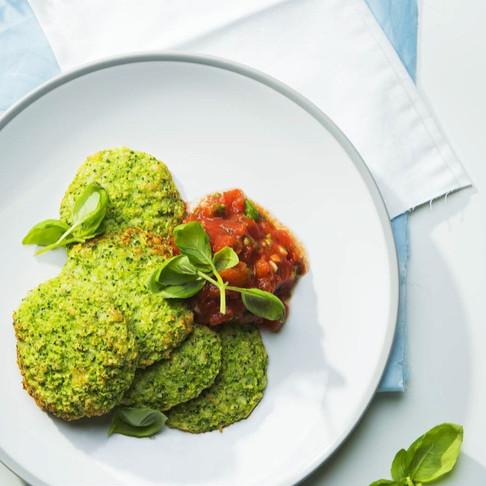 Jaukinamės brokolį: skanieji brokolių sklindžiai pusryčiams ir ne tik