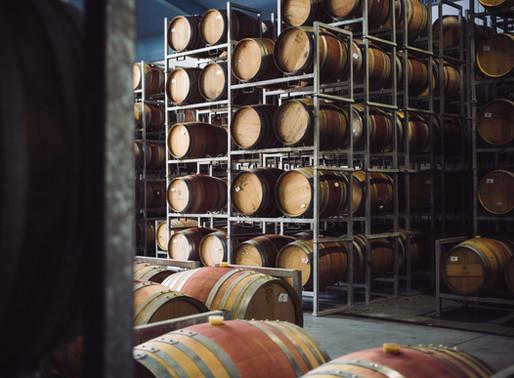 making organic wine in non-organic wineries