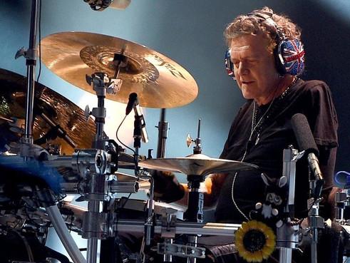 Rick Allen, milagro de la batería