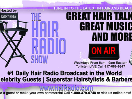 Tune in to the All-New Hair Radio Morning Show!