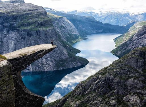 LeTrolltunga, Norvège