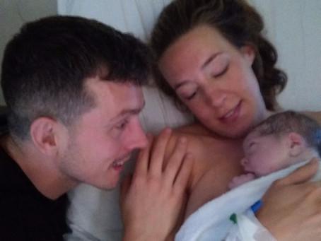 Helen's birth story