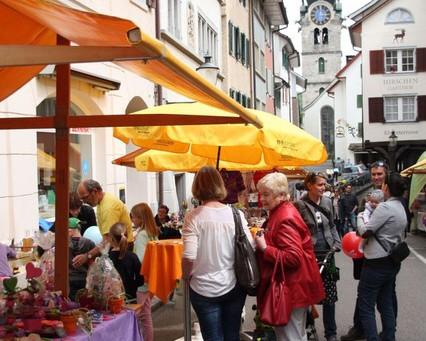 Muttertagsmarkt steht vor der Tür