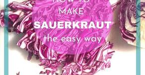 Make your own Sauerkraut