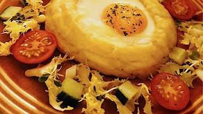 Zdravá bramborová hnízda
