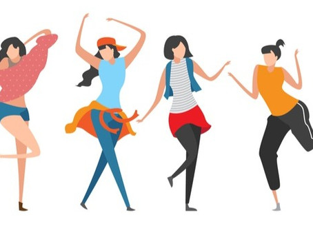 Confiné ? Alors on danse !