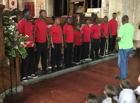 Bulembu Swazi Choir