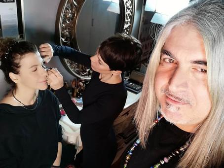 Μαθήματα μακιγιάζ για σπουδαστές και επαγγελματίες με τον καταξιωμένο Make Up Artist Σάκη Ισαακίδη.