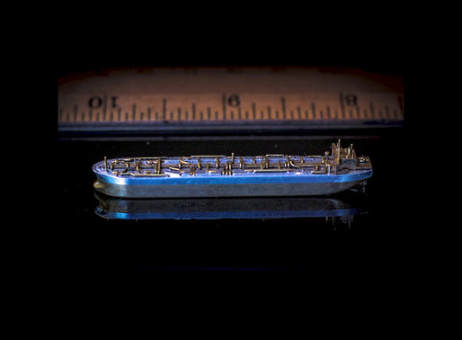 This man's 60 year-long hobby created the finest (and tiniest) collection of little boats.