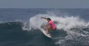 関口海璃プロの「サーフィンを始めたい女性へのアドバイス」