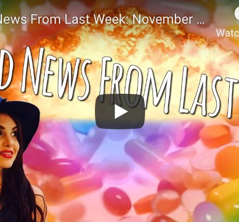 Good News From Last Week: November 28 - December 4 2016