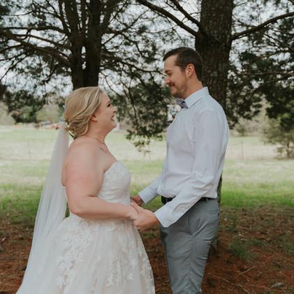 Rachel & Chris' Backyard Wedding | Risen Vintage Photography