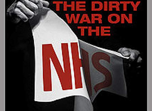 The Dirty War on the NHS – documentary review