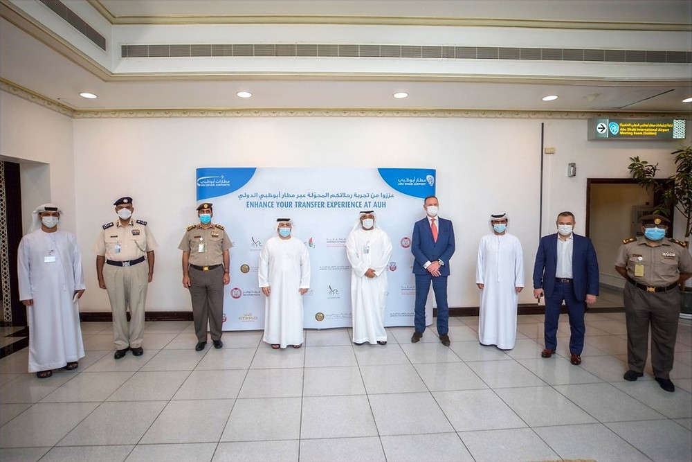 Abu Dhabi International Airport introduces new Fast Track Flight Connections initiative