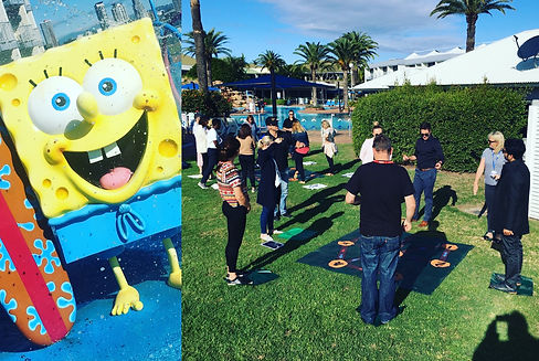Gold Coast team building by Sabre