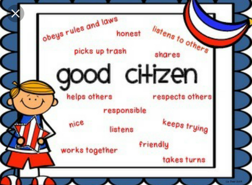 "How to be a ""good citizen""?"