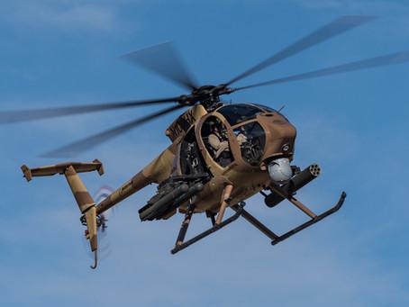 สหรัฐฯอนุมัติการขายเฮลิคอปเตอร์ AH-6i ให้แก่กองทัพบกไทย